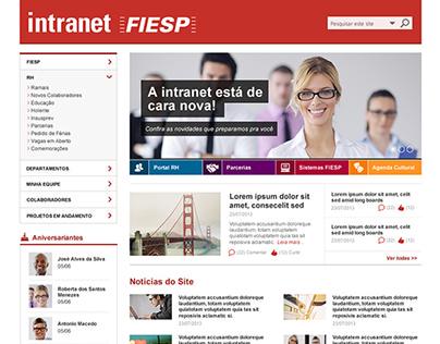 Intranet FIESP