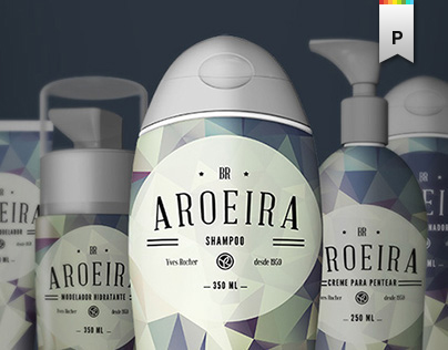 Package Hair Care Aroeira  -  Yves Rocher