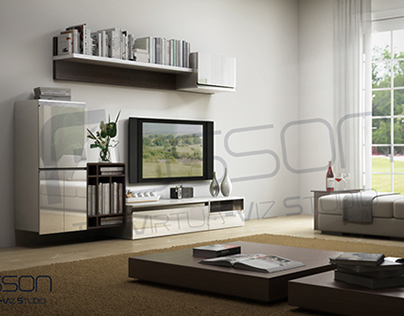 3D Visualization for TV Units