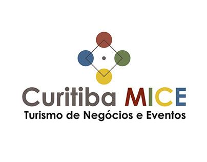 Identidade Visual Curitiba MICE