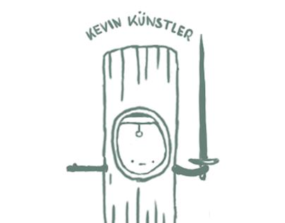 Kevin Künstler animation