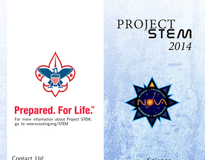 Boy Scouts Project STEM 2014