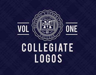 Collegiate Logo Designs
