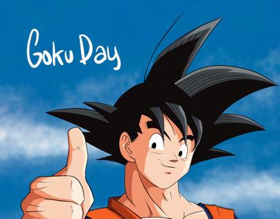 Goku day - 09/05/2020