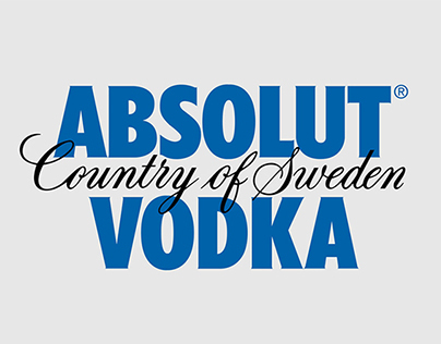 Absolut Vodka Print Campaign
