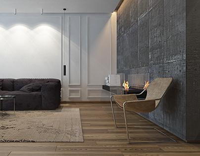 Apartment 120 m2 / Kyiv