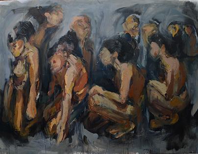 paintings 2014.