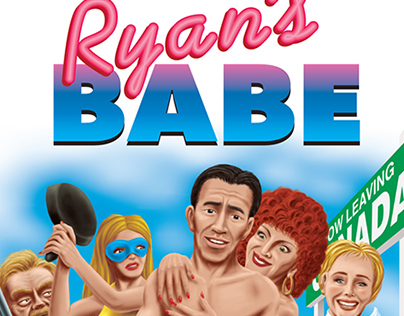 """Ryan's Babe"" Movie Art"