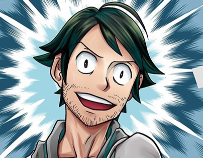 Manga : El gran concurso de Guión