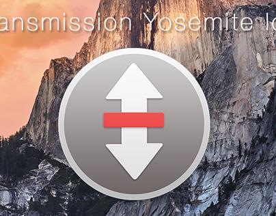 Transmission Icon Yosemite Transmission Yosemite Icon on