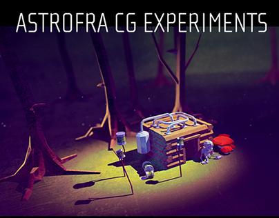 CG Experiments (2003 - 2005)