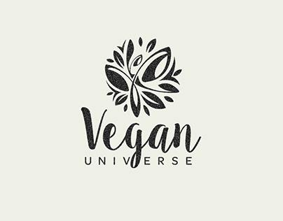 Logo proposal for Vegan Universe