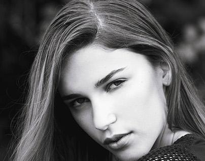 Isabel @ First Model Management