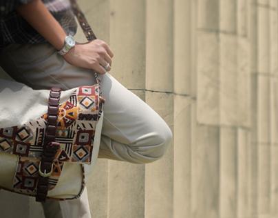 Hands on Sewing Machine- Azteca (Handmade Luxury)