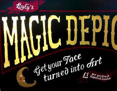The Magic Depictor