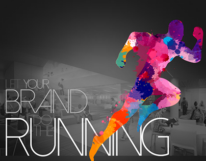 Ad Campaign [Let Your Brand Do the Running]
