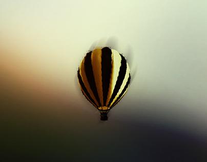Air Balloon Wallpaper
