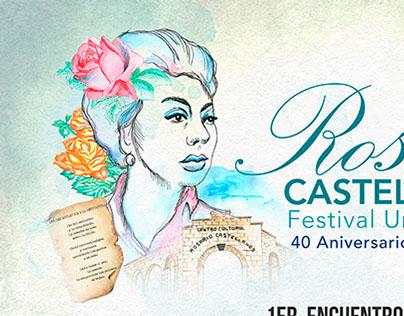 Festival Universitario - Rosario Castellanos - UNICACH