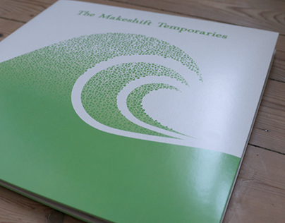 The Makeshift Temporaries - Vinyl Cover