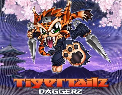 Tigertailz: Mascot Redesign