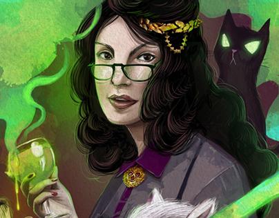 The myth of Circe