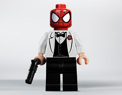 Lego - Fiction meets Fiction