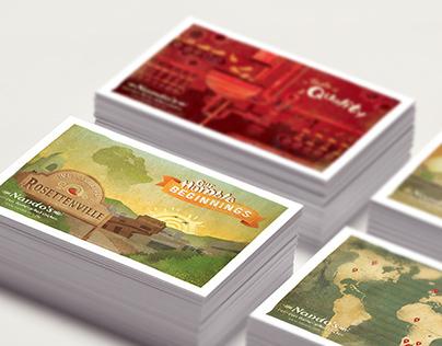 Nando's Postcards