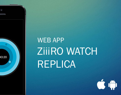 ZiiiRO Watch Replica