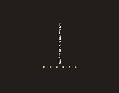 STACKED Mezcal · Branding Exploration