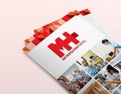 Metropolitan Hospital Tri-Fold Flyer