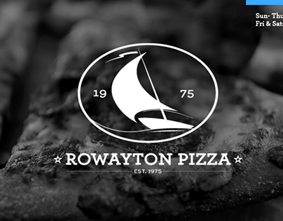 Rowayton Pizza Website