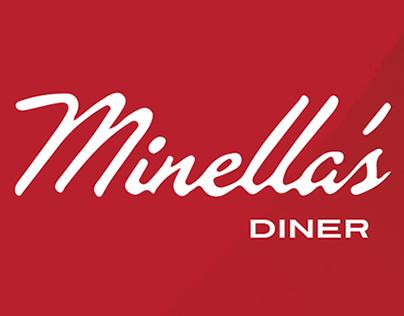 Minella's Diner - Branding, Web, Mobile & App