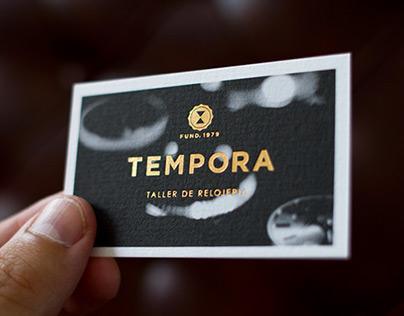 TEMPORA   Indentity