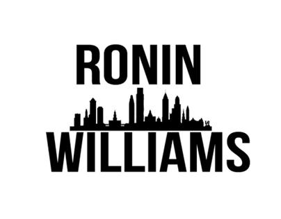 Ronin Williams - Logo + Web