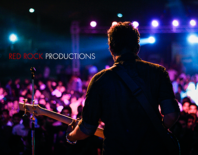 Concert Photography -(Red Rock Production)