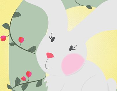 Animals: Bunny/Coelhinho
