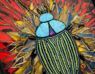 Sun Bug Mosaic