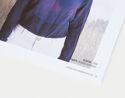 Bare Magazine No.15 Verdant