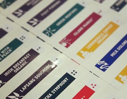 Store Hang Tags & Tin Labels