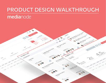 Product Design Walkthrough