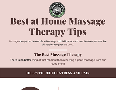 Best at Home Massage Therapy Tips