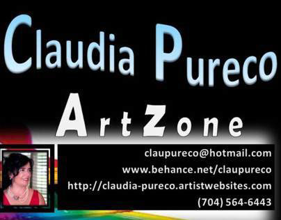 Claudia Pureco Art Zone