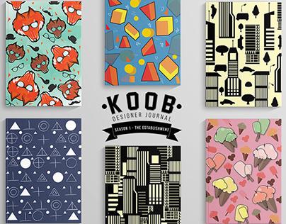 KOOB Designer Journal - Season 01: The Establishment