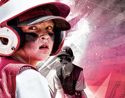 Rebels Baseball Poster
