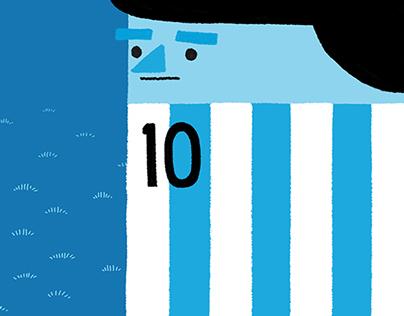 Brazil World Cup 2014 ~ animated for eurosport.com