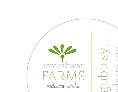 someshwar farms identity & labels