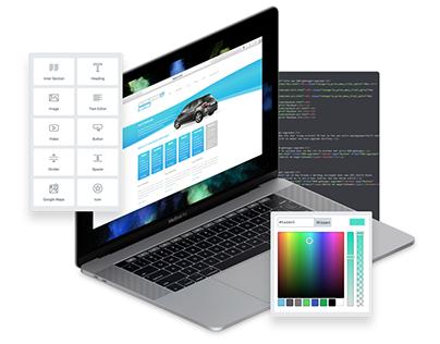 Webdesign voorbeelden 2019