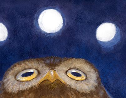 El búho y el sol / The owl and the sun