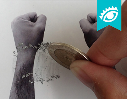 Scrape tint • Amnesty International