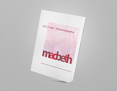 Cover design for William Shakespeare's play